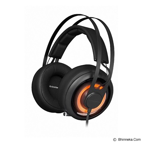 STEELSERIES Siberia Elite Prism Gaming Headset - Black - Gaming Headset