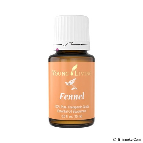 YOUNG LIVING Essential Oil 15ml - Fennel - Suplemen Kewanitaan