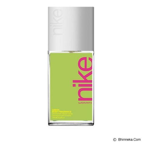 NIKE Natural Spray Woman - Green 75ml - Deodorant