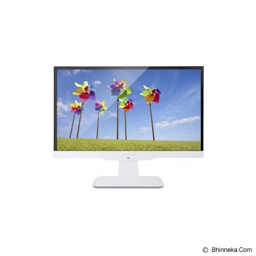 VIEWSONIC LED Monitor 23 Inch [VX2363smhl-w] - White - Monitor Led Above 20 Inch