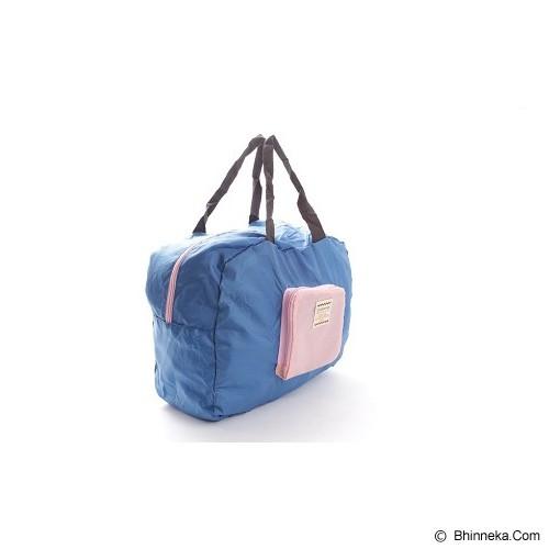 ICONIC Fashion Foldable Bag - Sky Blue - Shoulder Bag Wanita