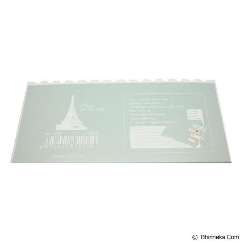MEIDAO Interest Sticky Note & Bookmarker [S1025] - Paris (V) - Sticky Note