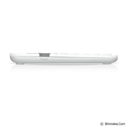LOGITECH Bluetooth Multi-Device Keyboard K480 [920-006381] - White - Keyboard Basic