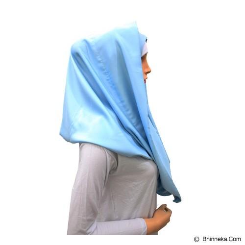 VSTAR Hijab Instant Cavoly - Light Blue (V) - Hijab