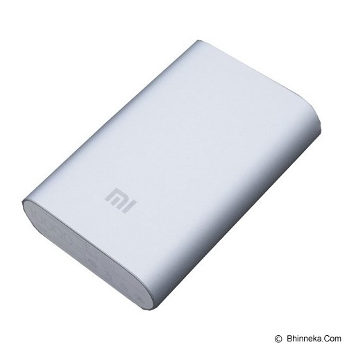XIAOMI Powerbank 10000mAh (Merchant) - Portable Charger / Power Bank