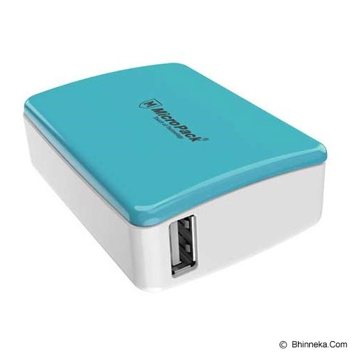 MICROPACK Powerbank 6000mAh [P610PS] - Blue