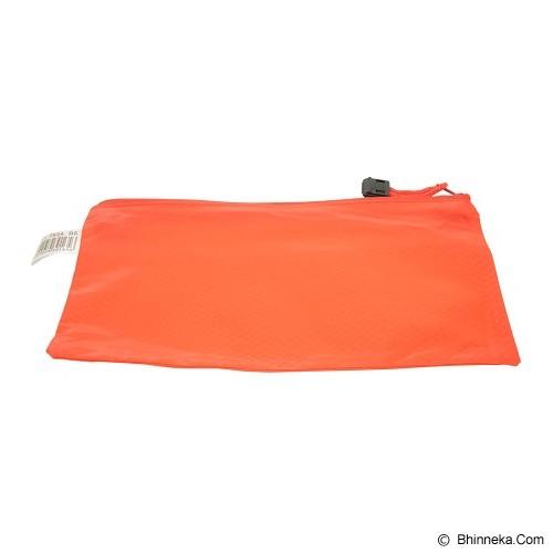 JIAN SHENG Zipper Pocket Color 11cm [MS753-B6] - Red (V) - Zipper Pocket