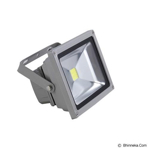 UNILED Lampu Sorot LED Putih 20 Watt - Lampu Sorot Led