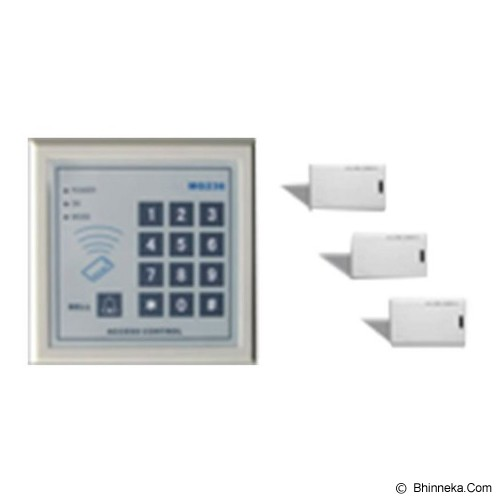 MUGEN Access Door [MG-236] - Kunci Digital / Access Control