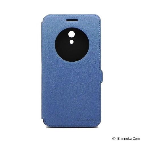 EXCELLENCE Flip Cover Eternity for Asus Zenfone 6 [ALCASZF6FEVE] - Blue - Casing Handphone / Case