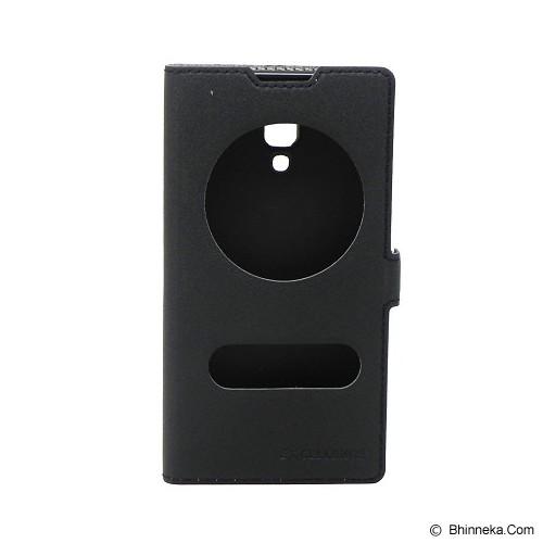 EXCELLENCE Flip Cover Eternity for Xiaomi Redmi 1S [ALCXIM1SFEVE] - Black - Casing Handphone / Case