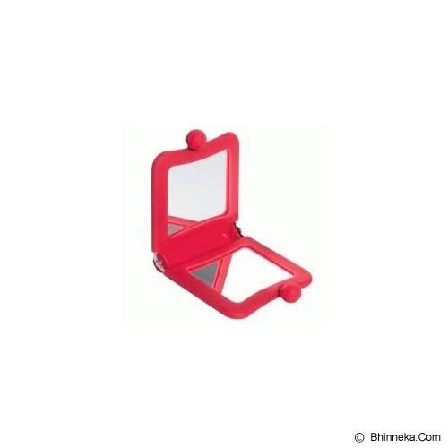 LTISHOP Kaca Kosmetik - Red - Kaca Make-Up