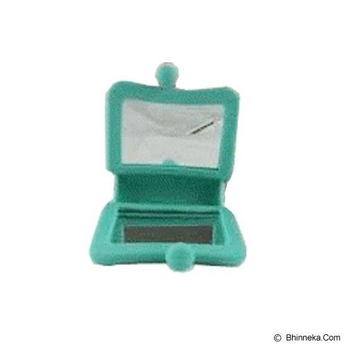 LTISHOP Kaca Kosmetik - Turquoise - Kaca Make-Up