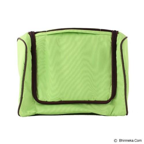 RADYSA Toiletries Bag Organizer - Hijau - Tas Kosmetik / Make Up Bag