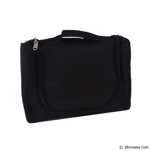 RADYSA Toiletries Bag Organizer - Hitam - Tas Kosmetik / Make Up Bag