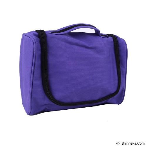 RADYSA Toiletries Bag Organizer - Ungu - Tas Kosmetik / Make Up Bag