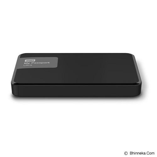 WD My Passport Ultra New 1TB USB 3.0 [WDBGPU0010BBK-PESN] - Black - Hard Disk External 2.5 Inch