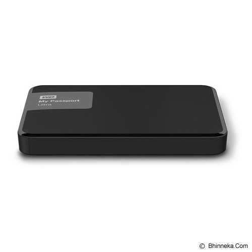 WD My Passport Ultra New 2TB USB 3.0 [WDBBKD0020BBK-PESN] - Black - Hard Disk External 2.5 inch