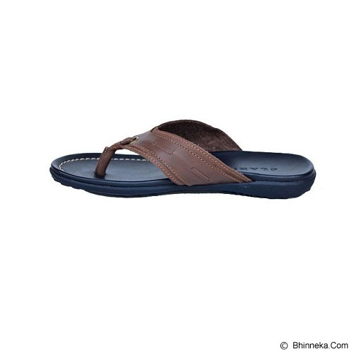 CLARITY Sandal Size 40 [BQ1012] -  Brown - Sandal Casual Pria