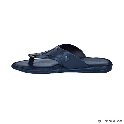 CLARITY Sandal Size 42 [BY1167] - Black - Sandal Casual Pria