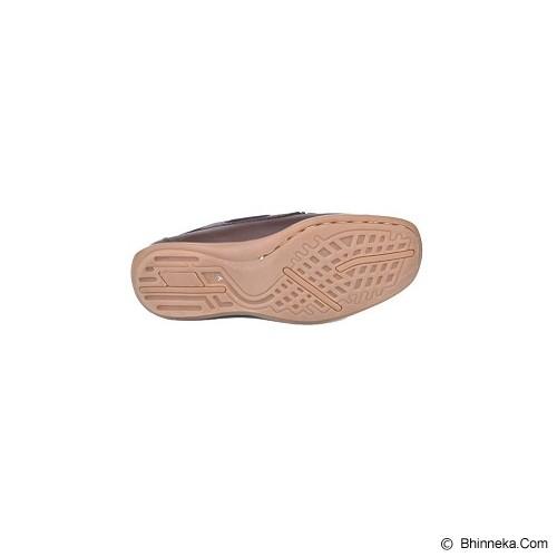 CLARITY Sepatu Mocasin Size 42 - Brown - Loafer dan Slip On Pria