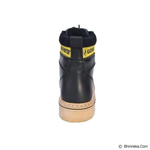 BLACKMASTER Boot CAT Size 41 - Black - Dress Boots Pria
