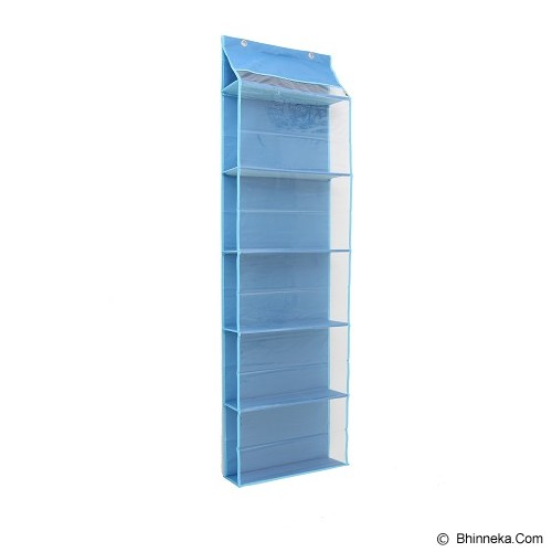 RADYSA Hanging Bag Organizer - Light Blue - Rak Tas