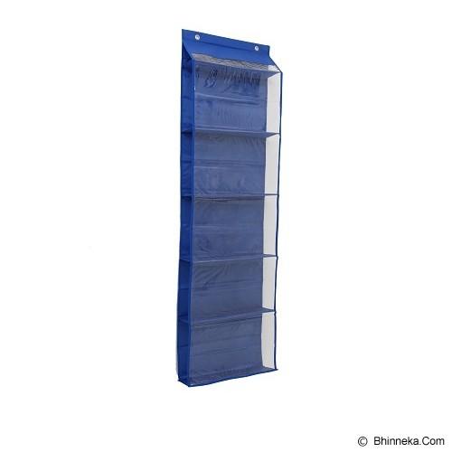 RADYSA Hanging Bag Organizer - Dark Blue - Rak Tas