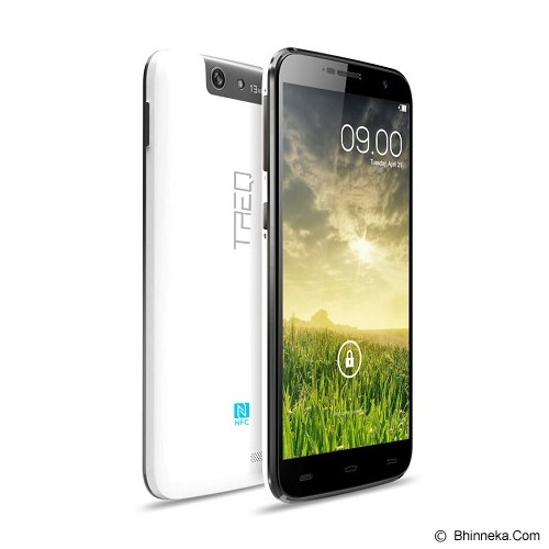 TREQ X1 - White - Smart Phone Android