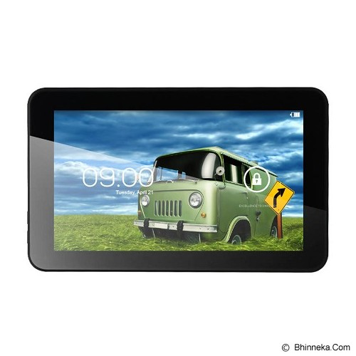 TREQ A20C 16GB - Black - Tablet Android
