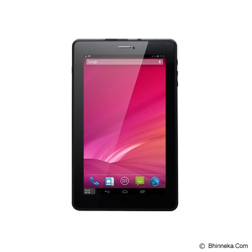 TREQ 3G Turbo Plus - Black - Tablet Android