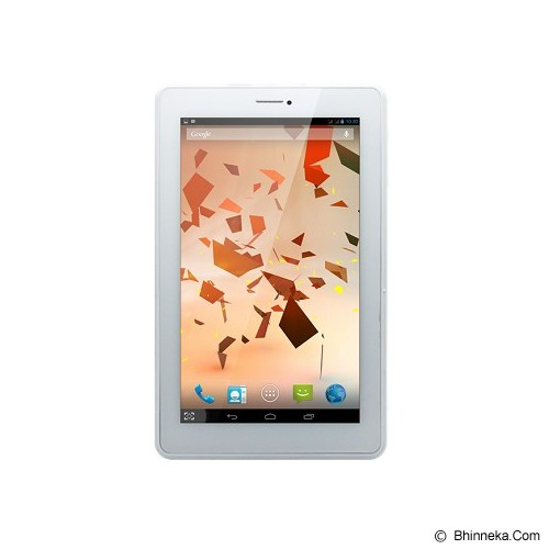 TREQ 3G Turbo Plus - White - Tablet Android