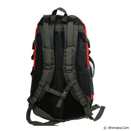 REAL POLO Backpack Xtra Large [6281] - Red - Notebook Backpack