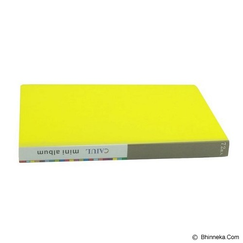 CAIUL Color Album - Yellow - Photo Album