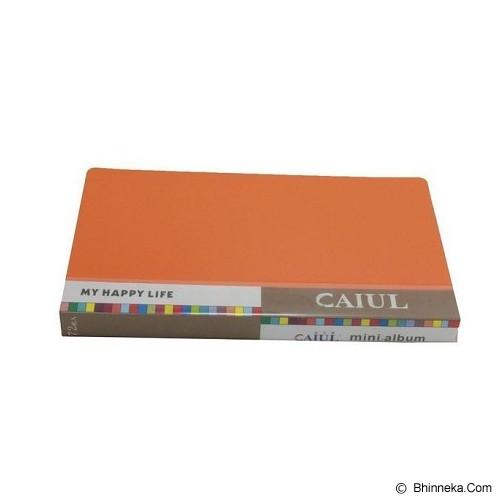 CAIUL Color Album - Orange - Photo Album