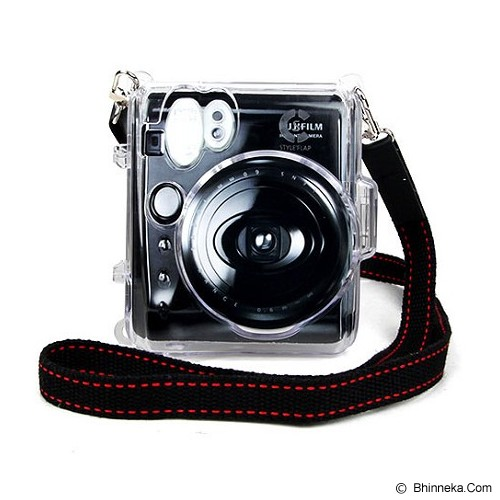 CAIUL Instax Mini 50s Crystal Case - Other Photography Case and Pouch