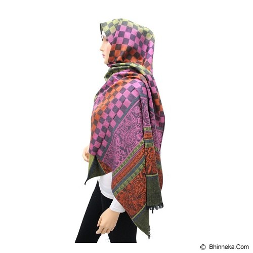 VSTAR Pashmina Plaid Colors [PS017] (V) - Pasmina