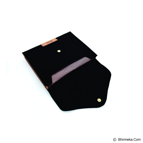 EMICOO Gripping Envelope - Elegant Black (Merchant) - Notebook Sleeve