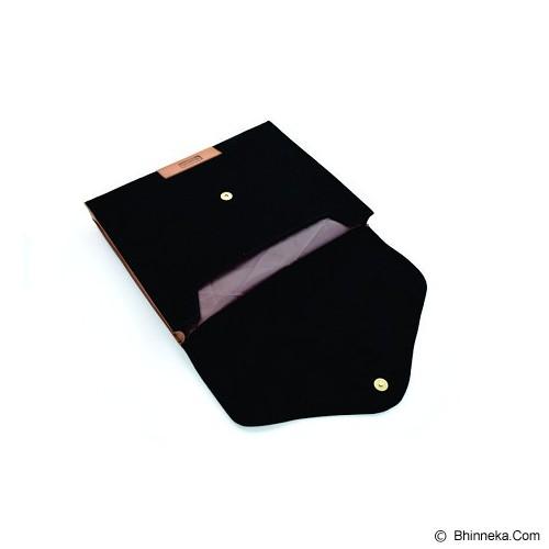 EMICOO Gripping Envelope - Elegant Black (Merchant) - Notebook Sleeve