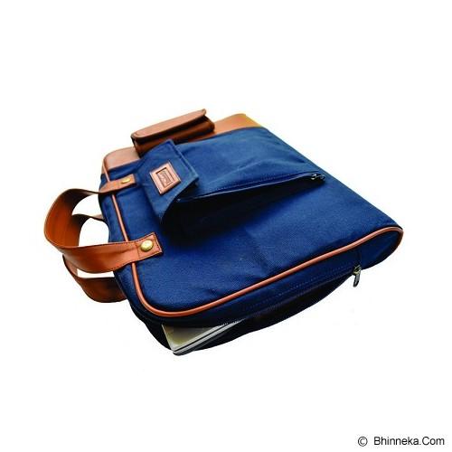 EMICOO Poche - Blue Navy - Notebook Shoulder / Sling Bag