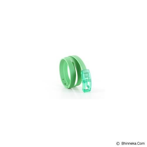LTISHOP Silicon Belt [LD068] - Green - Ikat Pinggang Wanita