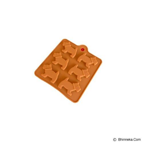 CETAKAN JELLY Puppy - Cetakan Es / Ice Tray