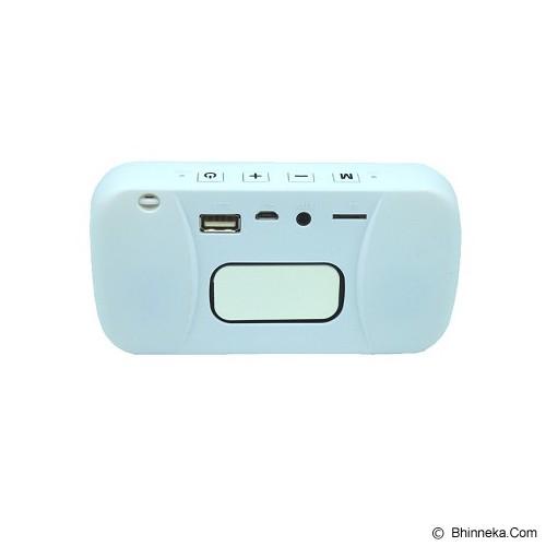 AIBIMY Speaker Bluetooth with Woofer [MY590BT] - White - Speaker Bluetooth & Wireless