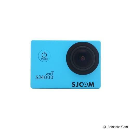SJCAM SJ4000 - Biru - Camcorder / Handycam Flash Memory