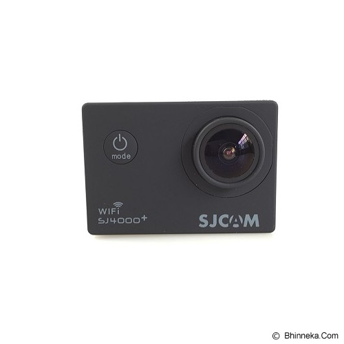 SJCAM SJ4000 Plus - Hitam - Camcorder / Handycam Flash Memory