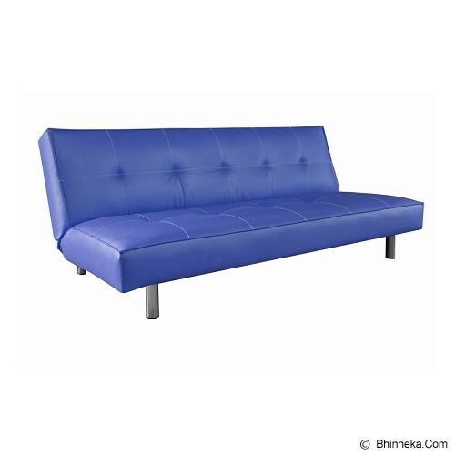 SILVANA Sofabed - Blue - Kursi Sofa