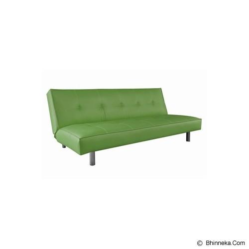 SILVANA Sofabed - Green - Kursi Sofa