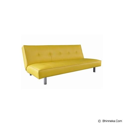 SILVANA Sofabed - Yellow - Kursi Sofa