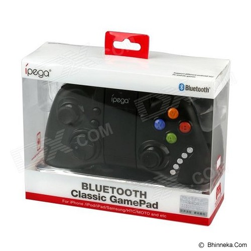 IPEGA Bluetooth Gamepad Controller [PG-9021] (Merchant) - Gaming Pad / Joypad