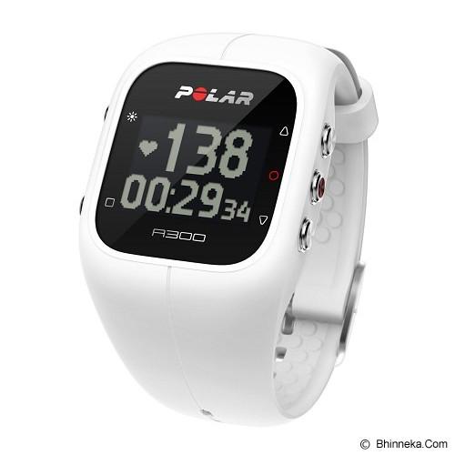 POLAR A300 - White - Gps & Running Watches
